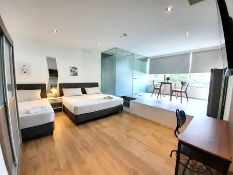 Cozy Family Suite Near Sentosa
