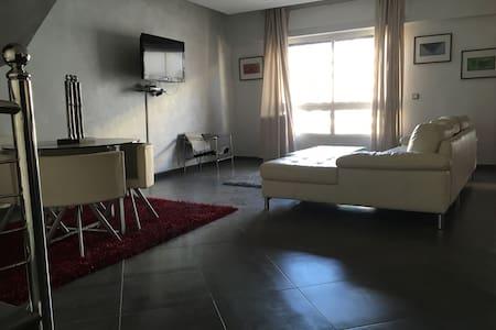 Superbe duplex luxueux et moderne - Tanger - Wohnung