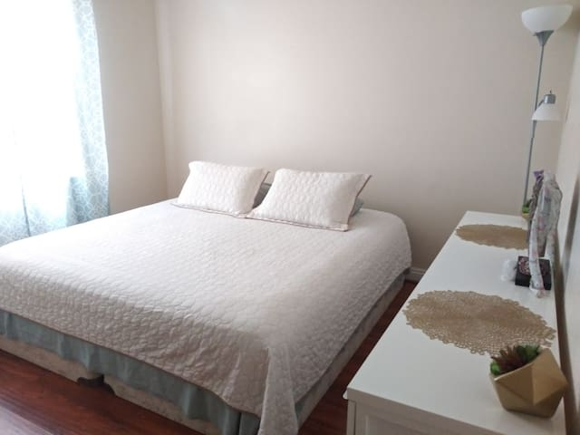 Nice Room in Peaceful & Clean Home