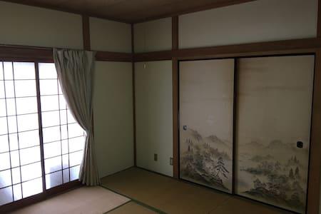 Country side House with daily Kyoto shuttle! - Kameoka - Rumah