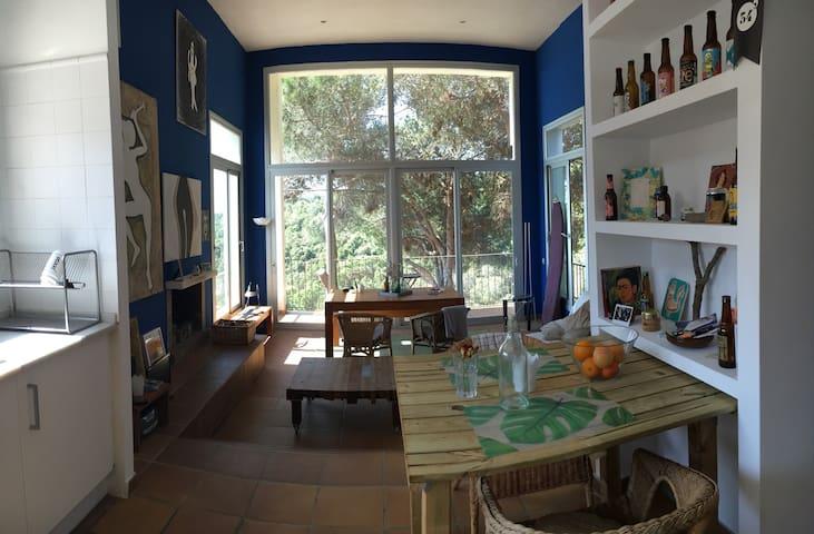 Habitación en las montañas Maresme - Arenys de Munt - House