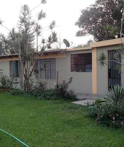 Bungalows en Cieneguilla - Lima - Perú - Distrito de Cieneguilla - (ukendt)