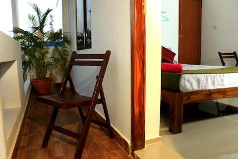 Comfort Room With Balcony  in Rainbow Residency