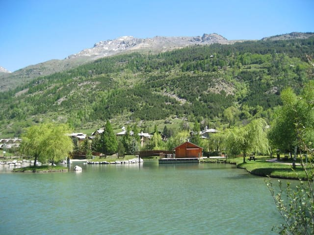 Au calme et plein Centre de Serre Chevalier 1400 - La Salle-les-Alpes - Apartment