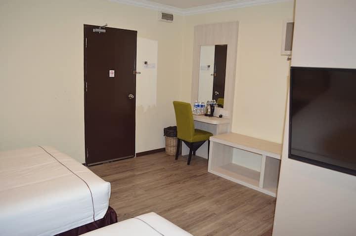 Angsoka Hotel Teluk Intan Family 123