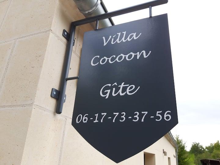 Gîte Villa Cocoon  Saint Jean aux Bois Pierrefonds