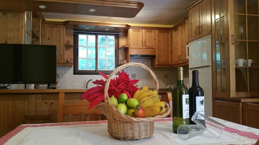 Chalet Las Viñas - Icod de los Vinos - Talo