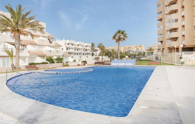 Holiday apartment with 1 bedroom on 64m² in San Javier