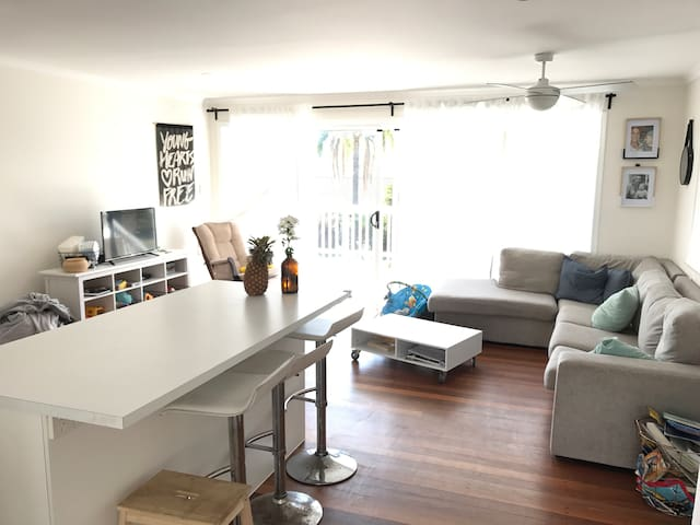 Relaxed family home in Tugun