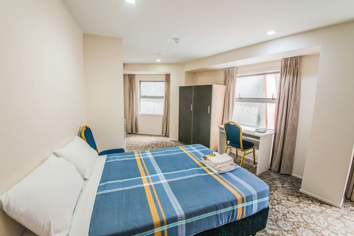 Studio apartment in Central Auckland CBD