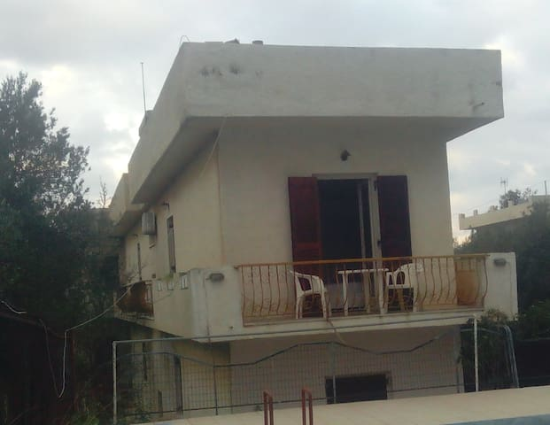 Heart of Hersonissos - Iraklio - Appartement