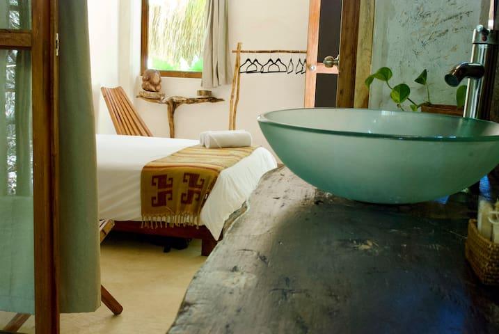 Private Jungle Room 19@Serena Glamping Tulum