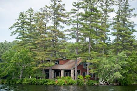 Island House Kezar Lake - Lovell - Illa