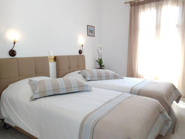Economy Room - Vigla Hotel - Amorgos