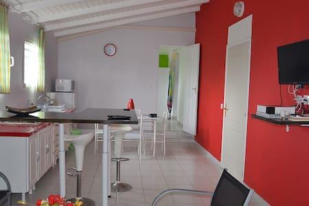 Chez Janou et Danou - Anse-Bertrand - Leilighet