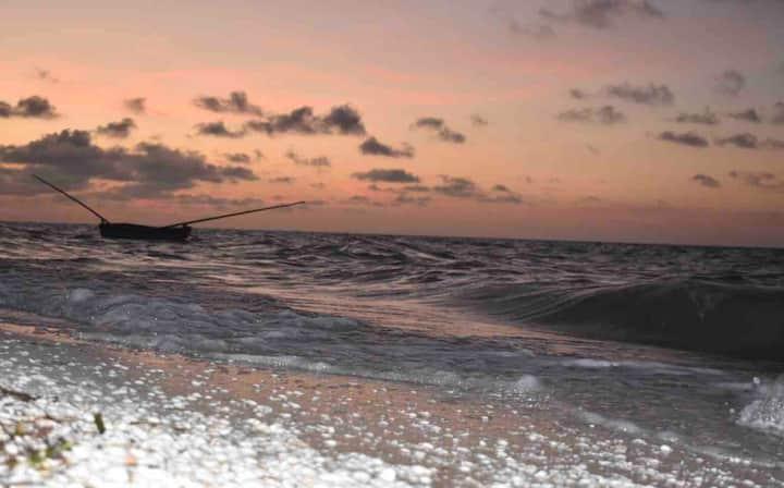 Renta Casa en playa Chelem