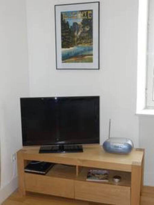 Télévision salon