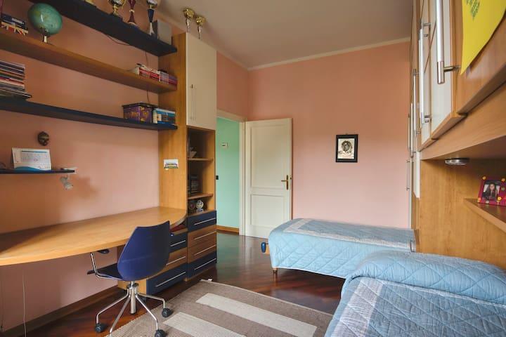 Casa in campagna relax  - Castel Focognano - Rumah