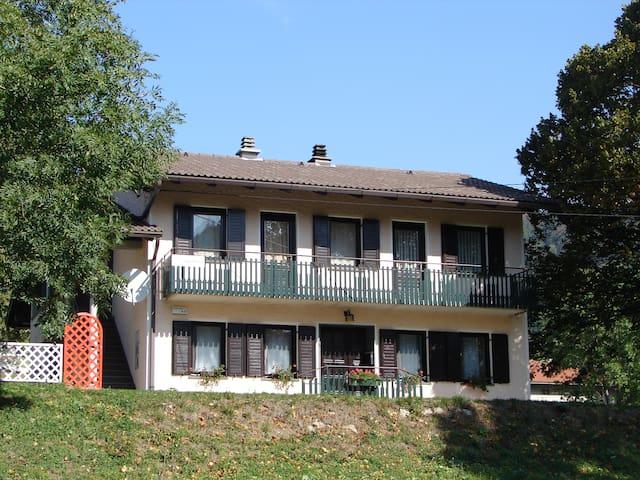 Apartment Veverin