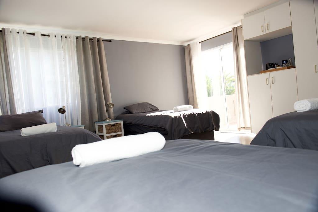 Big room Tabu house - 4 Bed room