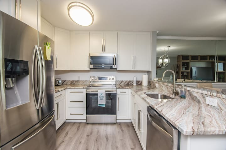 Kitchen - Stainless Steel Appliances