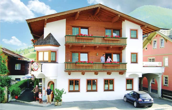 Beautiful home in Kirchberg with WiFi and 1 Bedrooms