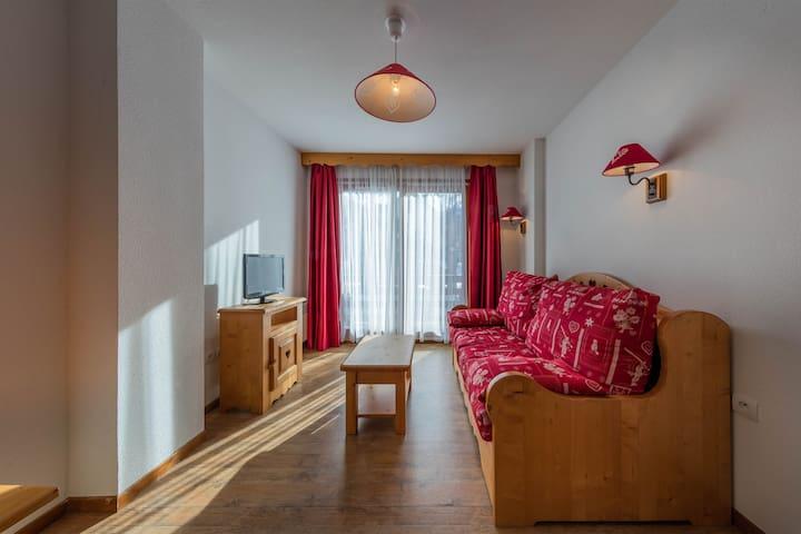 Bel Appartement Calme + Charmant, accès Sauna