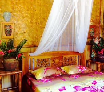 Beach Bamboo Villa #5