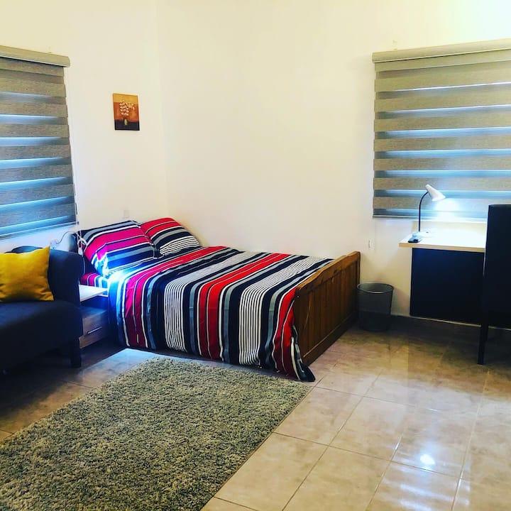 Comfortable studio room in popular Lekki estate