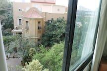 SUNNY, SPACIOUS STUDIO IN ZAMALEK HEART OF CAIRO