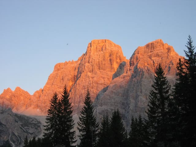 Dolomites Atmosphere