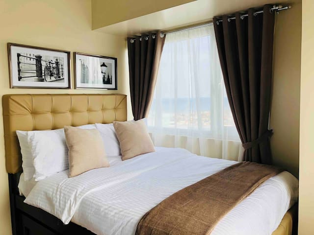 Bedroom (window facing Samal View)
