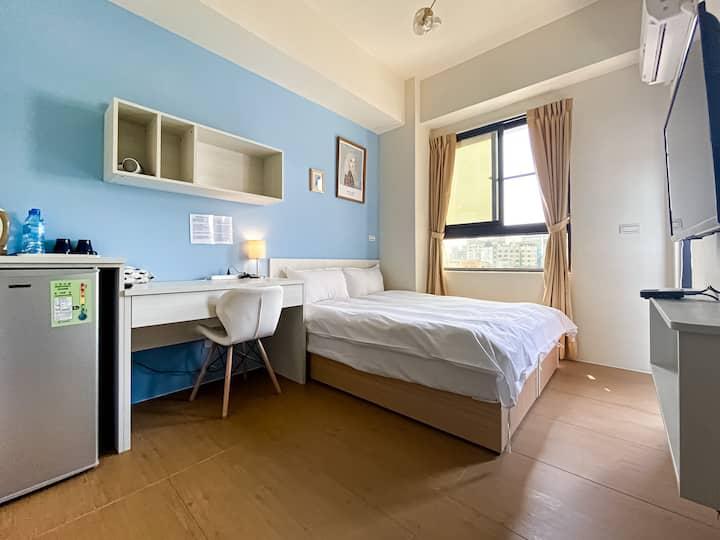 給我一次機會好嗎?我一定會給你最乾淨最漂亮的房間!