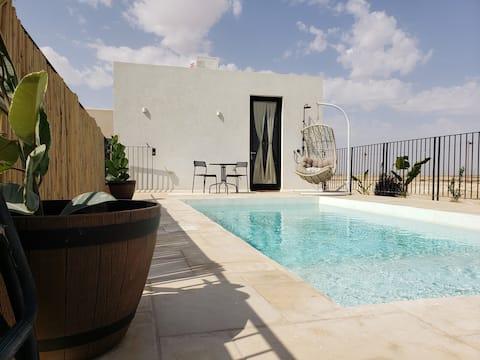 Eden Desert House- עדן במדבר