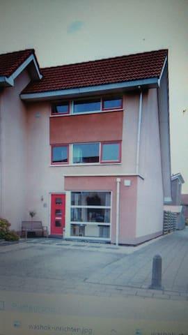 Moderne woning in Leeuwarden