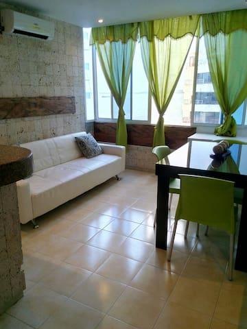APARTAESTUDIO 710 EN EL LAGUITO - Cartagena - Pis