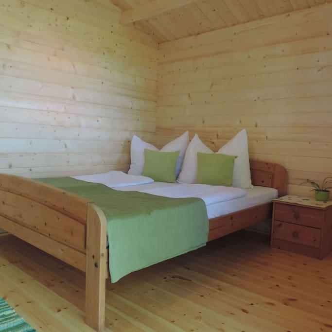Woodhouse inside