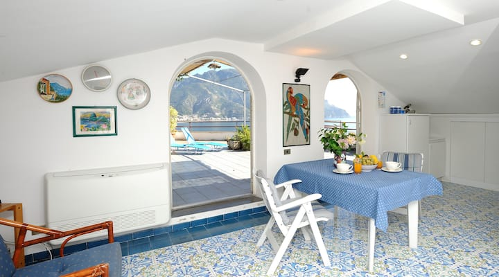 Casa Marisa Amalfi Coast. Ambiente Sanificato