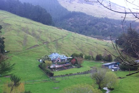 Otahuna Valley Bed & Breakfast - Tai Tapu - Oda + Kahvaltı