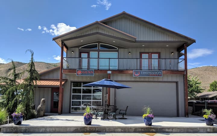 Two Rivers Guesthouse, Pateros Waterfront