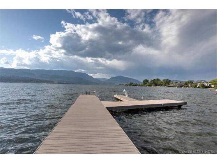 Okanagan Lakefront Villa PrivateDock No:82868