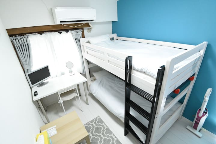 ★New★Near UENO/Great location and clean room/