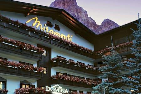 Suite bilocale in hotel Miramonti - Corvara In Badia - Apartment