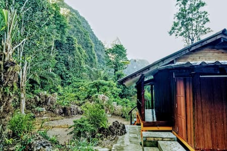 Live the Thai way.  View Hill Chill - Bed & Breakfast