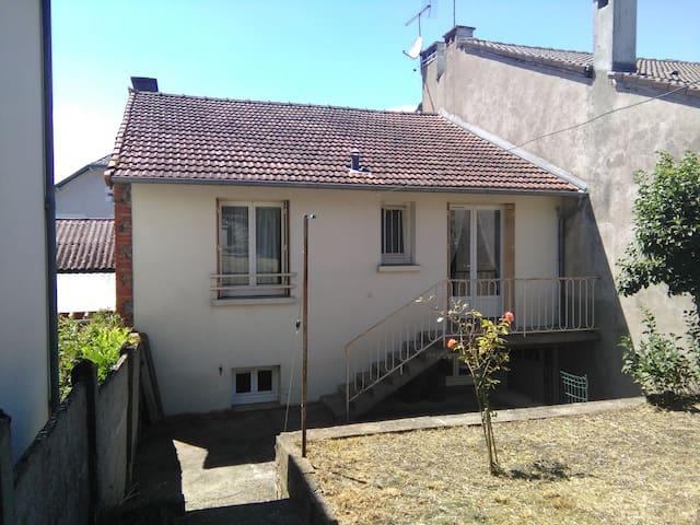 Maison 80 m2 proche centre ville