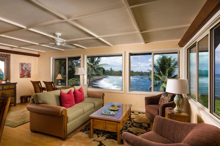 #5 Kaahumanu - Hana Kai Maui Oceanfront 2 Bd