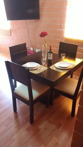 Confortable Departamento amueblado - Morelia - Apartment