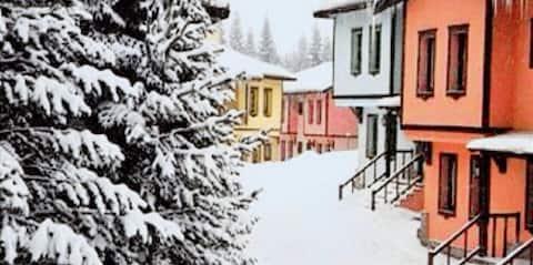 27 Şubat 6 Mart 9. Hafta 7 gün kayak tatili