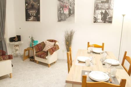 (WiFi)(Centro 8min)(Air/Heating)FULL EQUIPPED