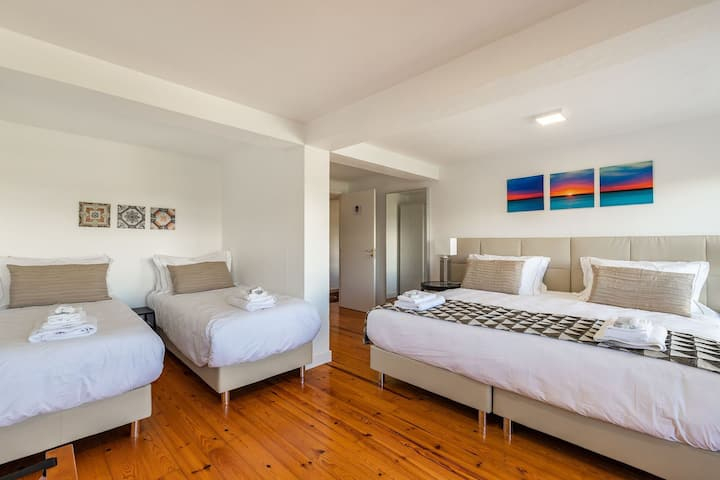 Family Suite at Estoril Luxury Suites & Spa